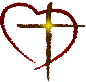 Heart & Cross